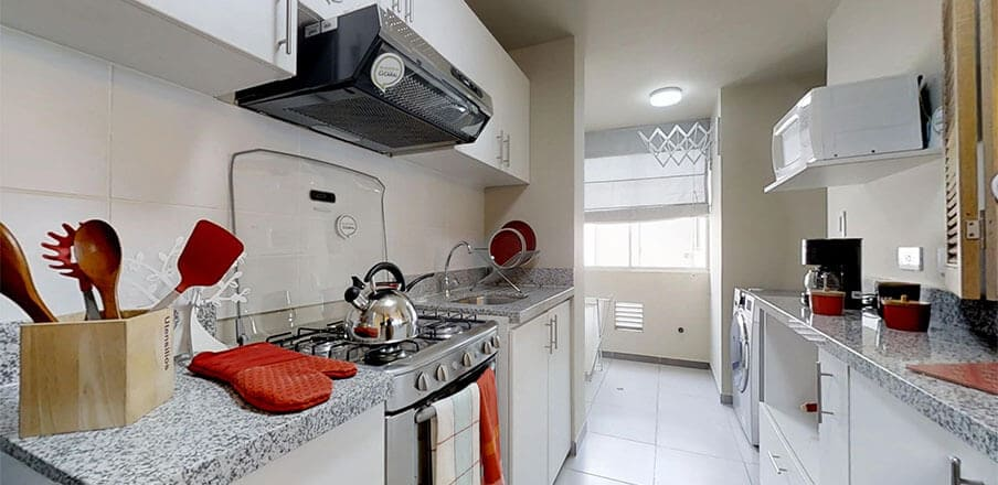 Cocina - Proyecto Verah