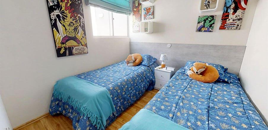 Dormitorio 2 - Proyecto Verah