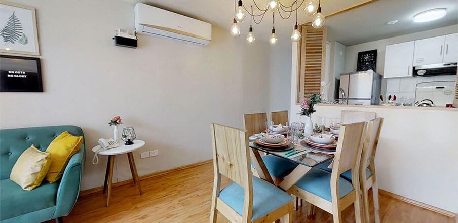 Sala Comedor - Proyecto Verah