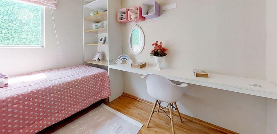 Dormitorio 5 - Proyecto Verah