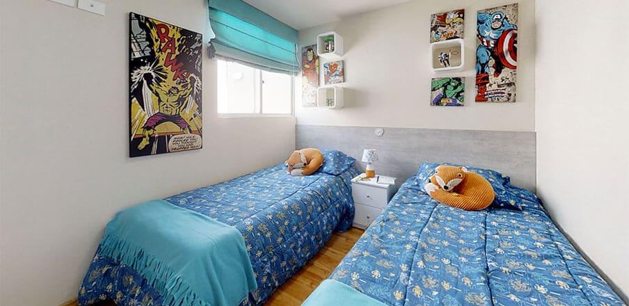 Dormitorio 6 - Proyecto Verah