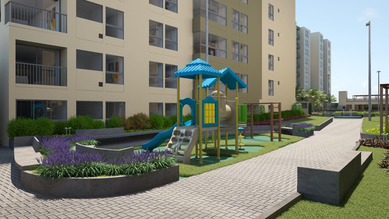 Áreas Verdes -  Proyecto Verah